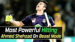 Most Aggressive Batting by Ahmed Shehzad In PSL History | Karachi Kings vs Quetta Gladiators | PSl