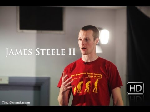 Chronic Lower Back Pain : It's Problems and What You Can Do | James Steele II | Full Length HD
