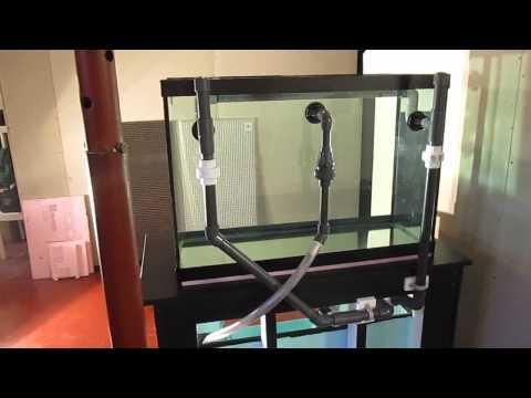 Saltwater Aquarium Project, 65 gallon - Overflow and Sump Design (part 1)