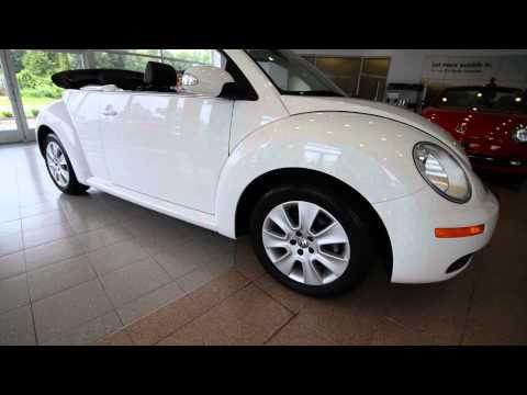 2010 Volkswagen New Beetle Convertible (stk# P2767 ) for sale at Trend Motors VW in Rockaway, NJ