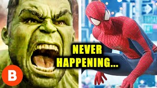 Download Cancelled Marvel Movies You Won't Ever See Video