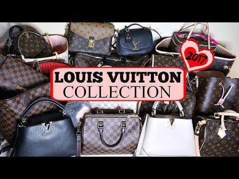 LOUIS VUITTON HANDBAG COLLECTION OF 2017 | CHARIS ❤️