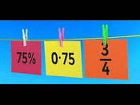 Fractions, Decimals, Percentages!