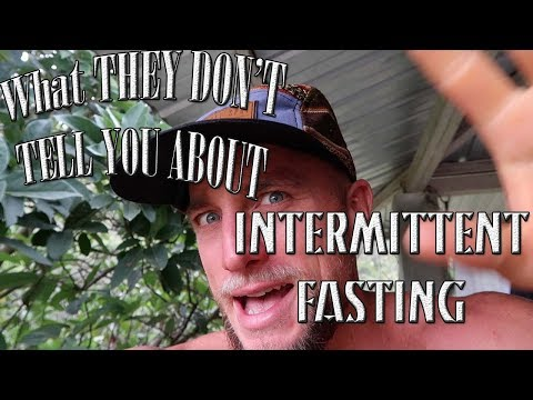 INTERMITTENT FASTING: What THEY DON'T TELL YOU   Keto & IF in Context   Quick trip to the city