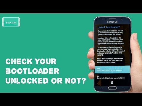 how to check bootloader unlocked or not ? check status of bootloader of your phone