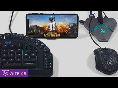PUBG Mobile Controller | Gamepad Review
