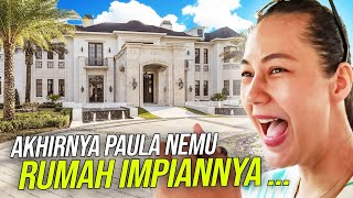 PAULA SENENG BANGET .. AKHIRNYA DP RUMAH BARU !!!