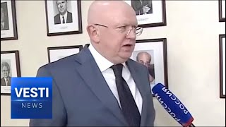 """Russian UN Rep Nebenza: """"They Treat Us Like Fools"""" But That Doesn't Mean We're Going to Take It"""