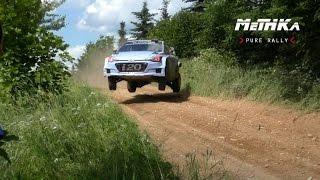 Paddon / Kennard | Tests | WRC Rally Poland 2016