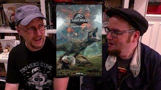Jurassic World: Fallen Kingdom - Sibling Rivalry