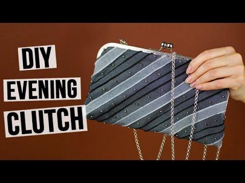 DIY Evening Clutch