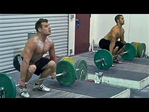 Clean, Part 3, How To, Olympic Weightlifting