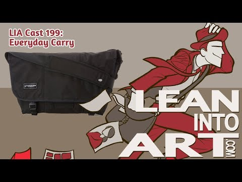 LIA Cast 199 - Everyday Carry
