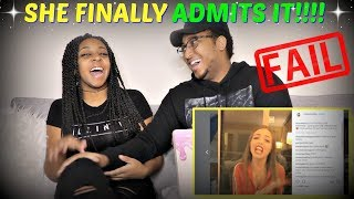 "SHE FINALLY ADMITS IT! | ""WoahVicky Admits She"