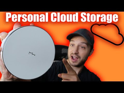 Personal Cloud Storage Alternative - CATDRIVE - (NAS) Network Storage Drive