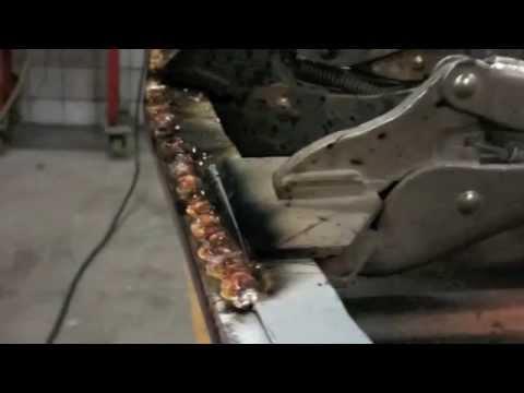 Dodge Charger '69 SE restoration @ Bergeijk  part 1