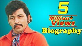 Amjad Khan - Biography