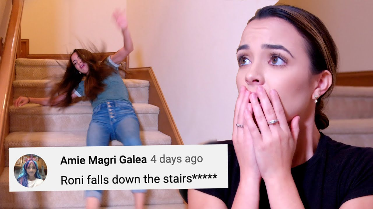 Our Fans Wrote Our Video *Things Got Weird* - Merrell Twins