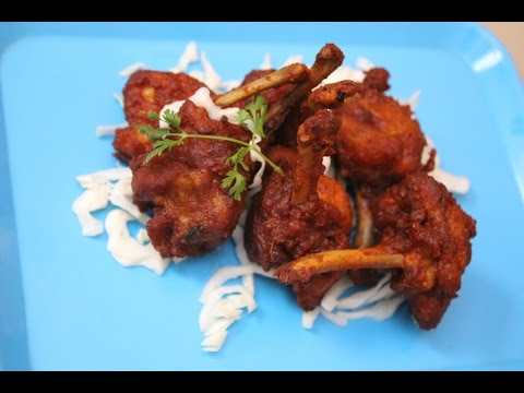 How to Make Chicken Lollipop At Home || Desi Zaiqa