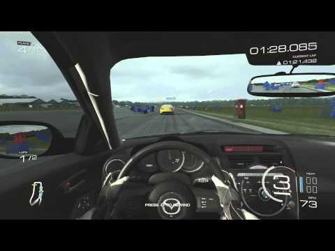Forza 5: Crazy Top Gear Race (Career)
