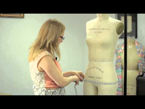 Getting Measurements to Make a Dress : Fabrics & Clothing Patterns