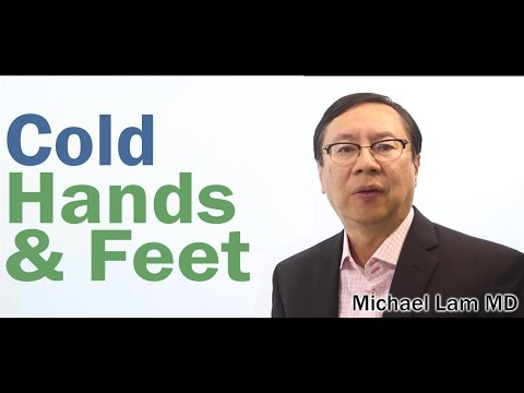 Adrenal Fatigue Causing Cold Hands and Feet
