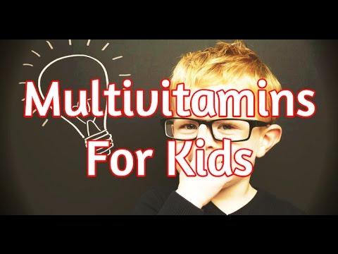 Allysian Sciences - Best Multivitamins For Kids