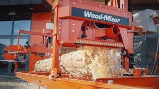 valtava inventaario koko perheelle valtava alennus Wood-Mizer Videos - PakVim.net HD Vdieos Portal