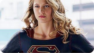 SUPERGIRL Season 3 TRAILER Comic Con (2017) CW Series