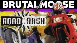 Road Rash - PC Game Review - brutalmoose