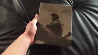 Présentation steelbook American Sniper (FNAC exclusive)