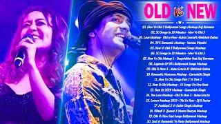 Old Vs New Bollywood Mashup 2021 \ Best 90