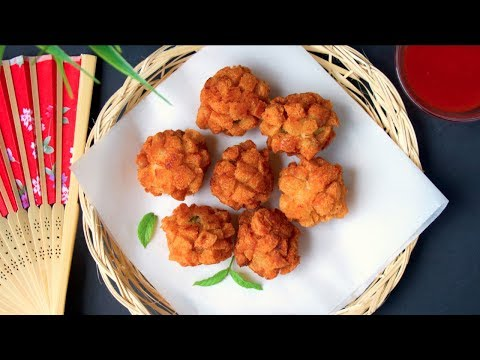 চাইনিজ প্রন বল || Bangladeshi Chinese Restaurant Prawn Ball Recipe || Shrimp Ball || Prawn Ball