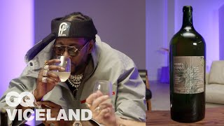 2 Chainz Drinks THC-Infused Wine | Most Expensivest | GQ & VICELAND