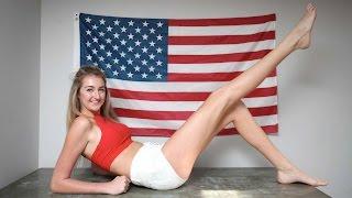 """""""I've Got America's Longest Legs"""""""