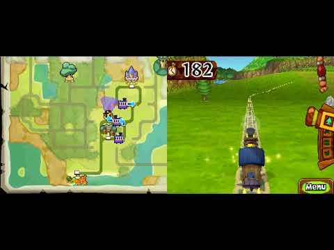 Zelda Spirit Track - 1 - Zelda !!!