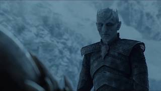 Game of Thrones - Ice Dragon (Nights King kills and resurrects Viserion)