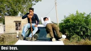 CITY BOYS VS DESI BOYS (COMEDY FUNNY)  JAAT+PANDIT KA THHAT..