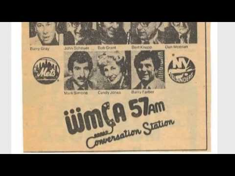 WMCA 570 New York - Barry Farber - 1978