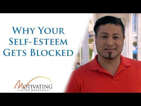 Matt Gil - Why Your Self-Esteem Gets Blocked