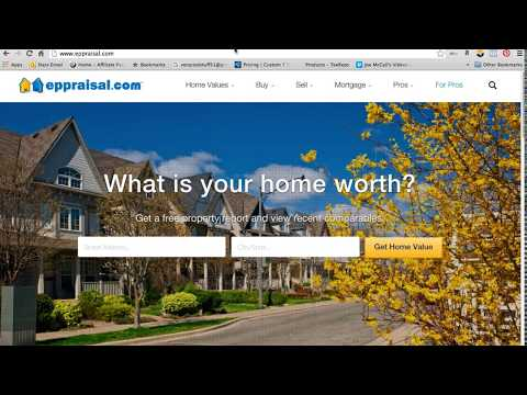 (Real Estate Values - How To Pull Accurate Real Estate Comps)