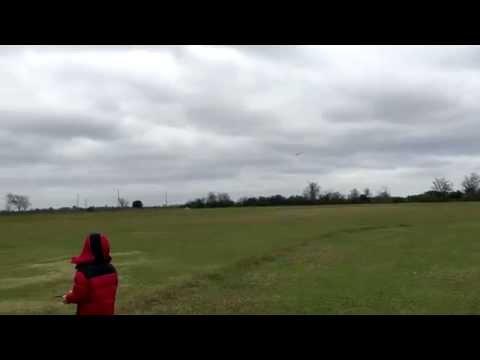 Austin's RC Solo Flight