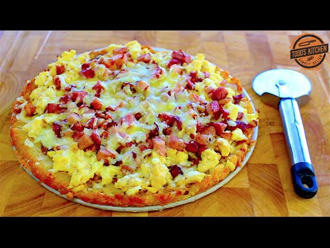 Breakfast Pizza recipe - How to make video