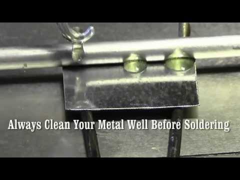 Cómo soldar aluminio con acero galvanizado