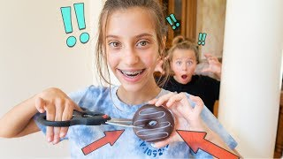 Download I CUT UP ALL OF MY SISTER'S SQUISHIES!! Video