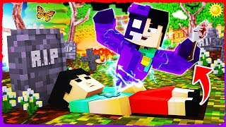 Minecraft - WE BECOME PURPLE GUY!