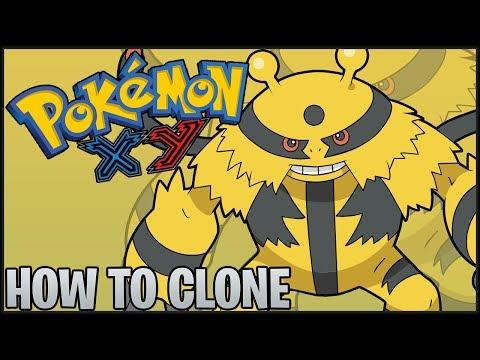 Pokemon X/Y - How to Clone Multiple Pkmn w/ Powersave & PokeBank!