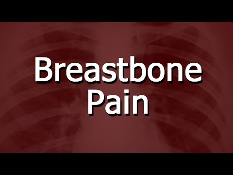Breastbone Pain