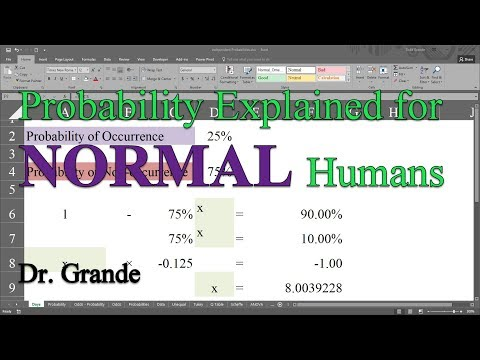 Calculate Number of Trials to Reach a Specified Probability of Occurrence using Excel