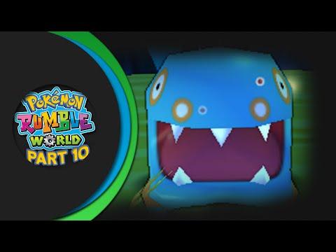 Pokémon Rumble World Walkthrough: Part 10 - The Alomonaughty is Real?! [HD]